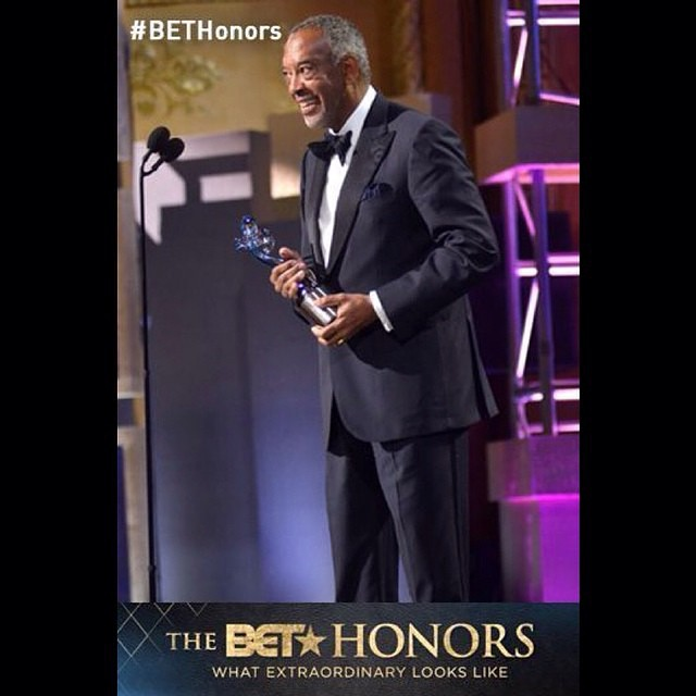 Congratulations to our brother Dr. John Thompson, a Spring 69 Initiate of The Alpha Xi Chapter Of Kappa Alpha Psi, for winning the BET honors award in the area of Technology and Business #CheersToTheRock @kapsi1911